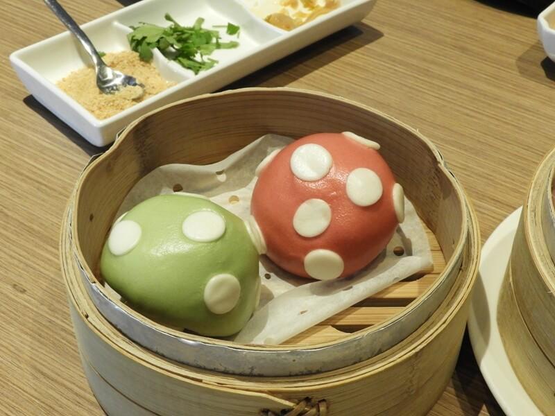 超級生命菇及超級大力菇