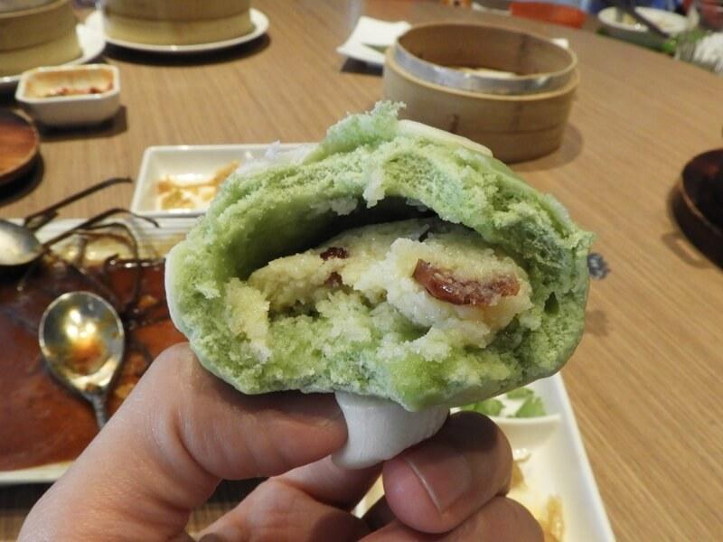 超級生命菇的內餡料蔓越莓奶酥