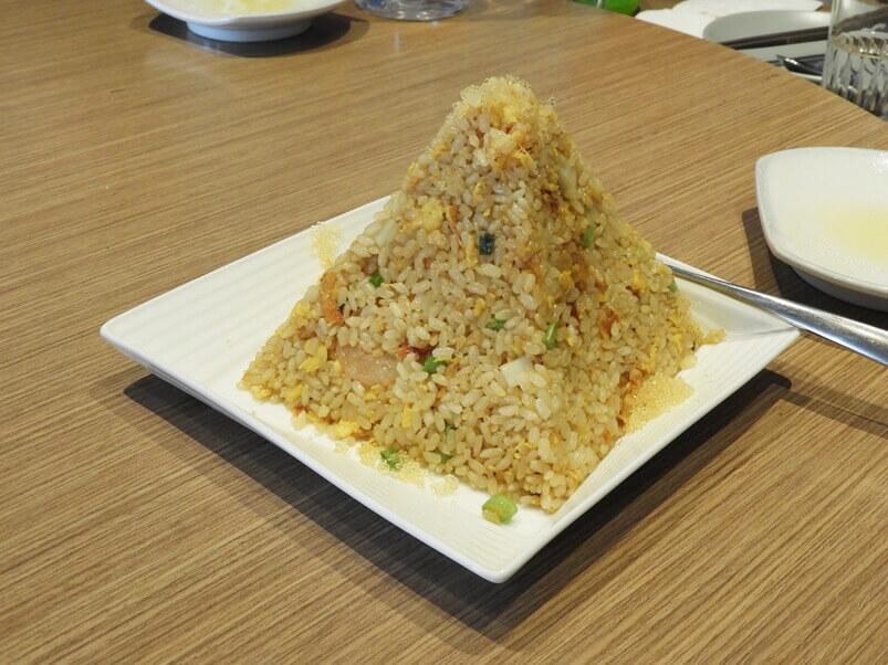 南臺灣炒飯標準版