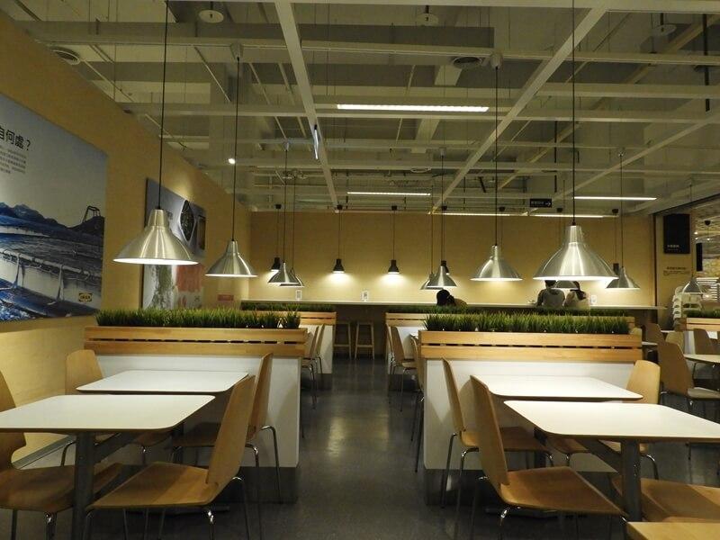 IKEA 餐廳用餐區