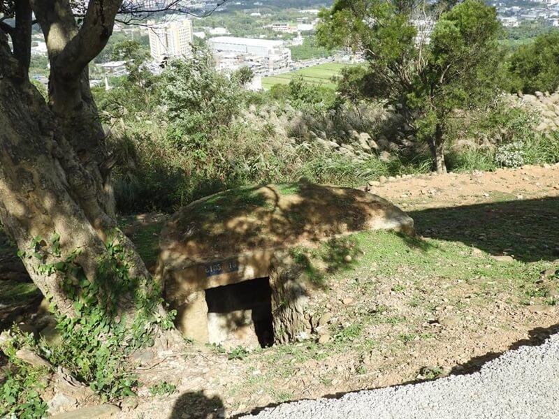 這裡有一個機槍碉堡