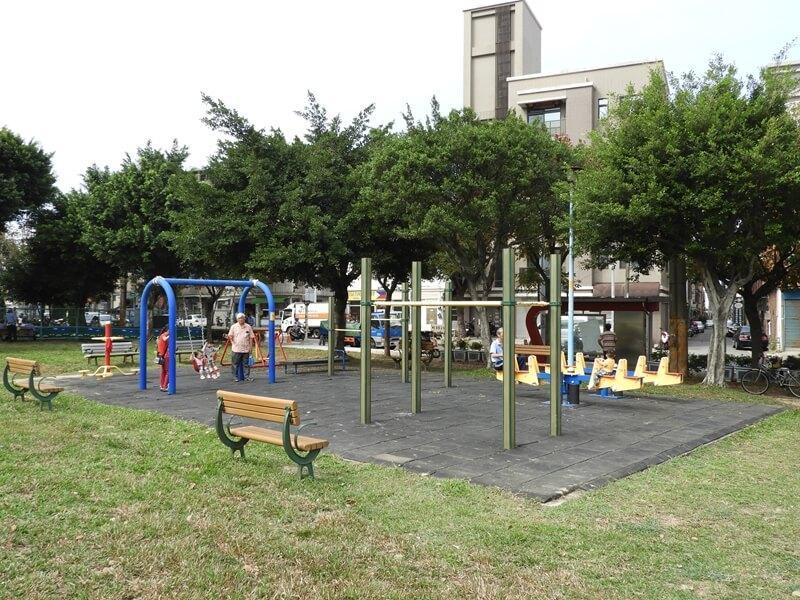 這些是比較一般的公園設施
